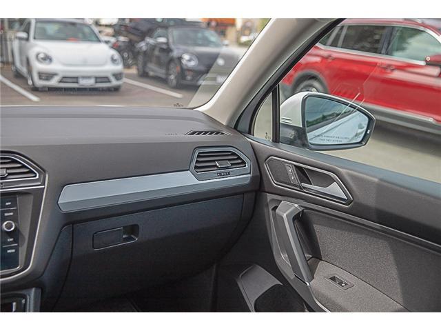 2018 Volkswagen Tiguan Trendline (Stk: JT071808) in Vancouver - Image 18 of 27