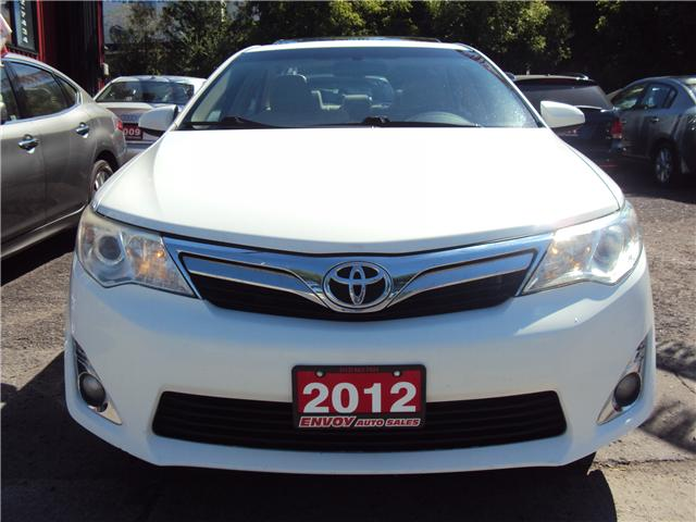 2012 Toyota Camry XLE (Stk: ) in Ottawa - Image 2 of 30