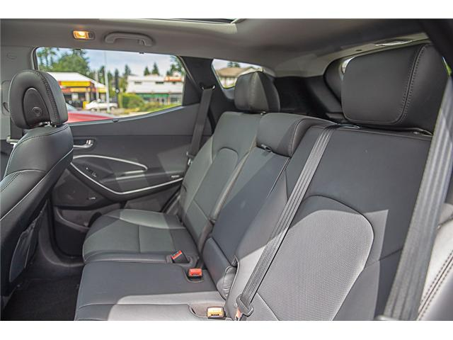 2017 Hyundai Santa Fe Sport 2.0T Ultimate (Stk: VW0885) in Vancouver - Image 15 of 30