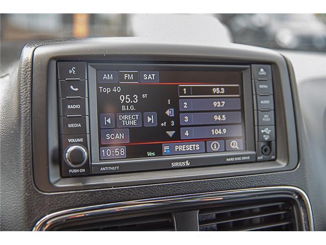 2014 Dodge Grand Caravan SE/SXT (Stk: KA536234A) in Vancouver - Image 23 of 28