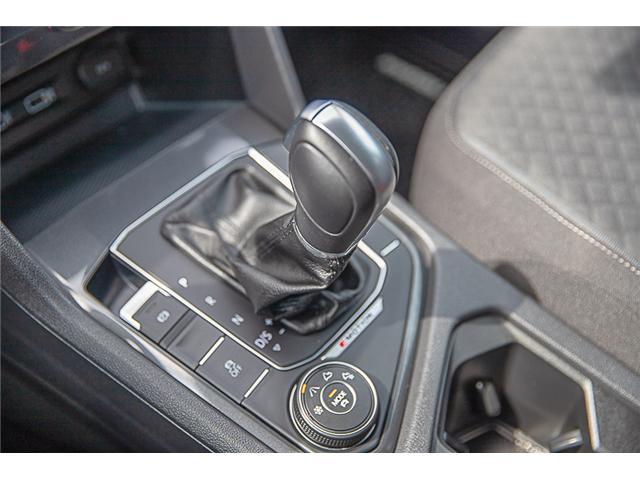 2018 Volkswagen Tiguan Trendline (Stk: JT071808) in Vancouver - Image 25 of 27