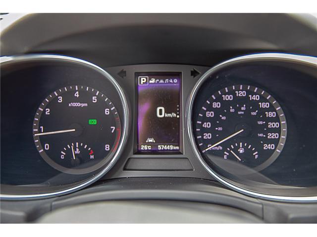 2017 Hyundai Santa Fe Sport 2.0T Ultimate (Stk: VW0885) in Vancouver - Image 22 of 30