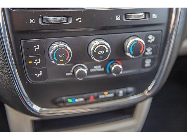 2014 Dodge Grand Caravan SE/SXT (Stk: KA536234A) in Vancouver - Image 25 of 28