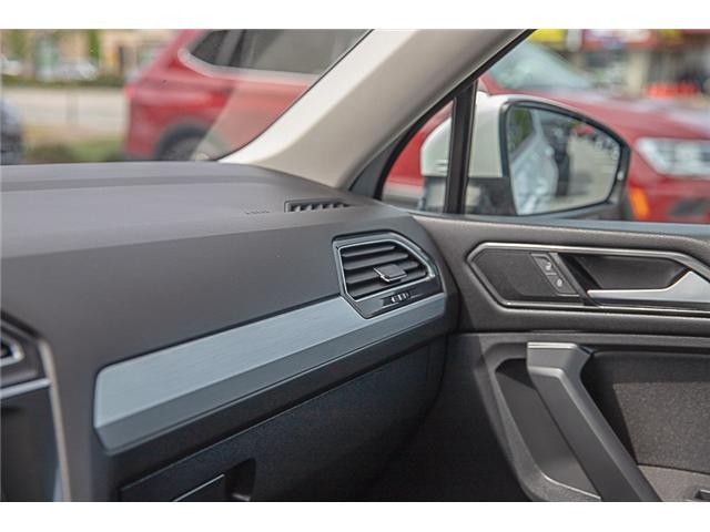 2018 Volkswagen Tiguan Trendline (Stk: JT071808) in Vancouver - Image 26 of 27