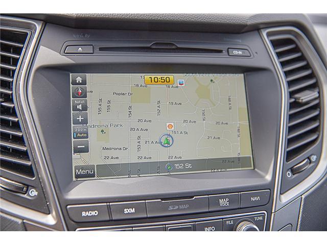 2017 Hyundai Santa Fe Sport 2.0T Ultimate (Stk: VW0885) in Vancouver - Image 23 of 30