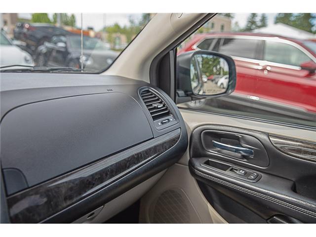 2014 Dodge Grand Caravan SE/SXT (Stk: KA536234A) in Vancouver - Image 26 of 28