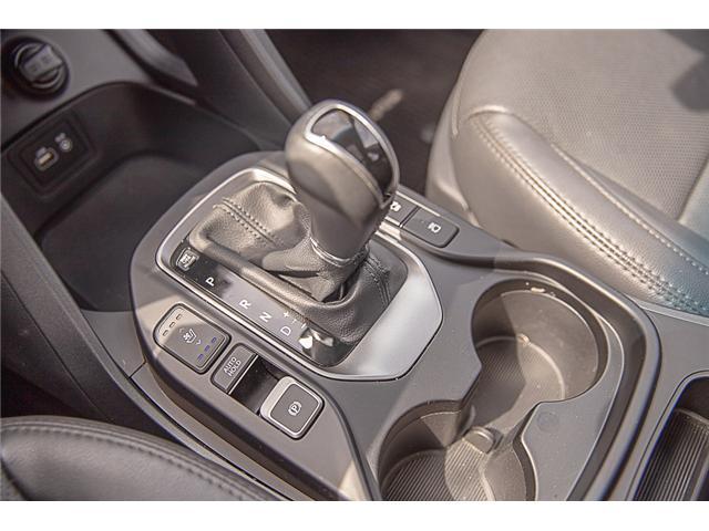 2017 Hyundai Santa Fe Sport 2.0T Ultimate (Stk: VW0885) in Vancouver - Image 28 of 30