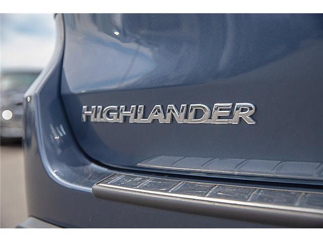 2017 Toyota Highlander XLE (Stk: EE909440) in Surrey - Image 6 of 26