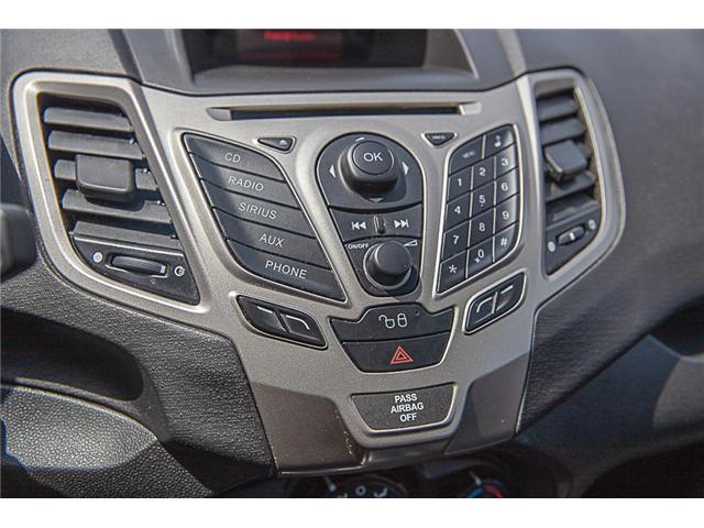 2012 Ford Fiesta SE (Stk: K684043A) in Surrey - Image 18 of 21