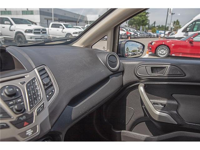 2012 Ford Fiesta SE (Stk: K684043A) in Surrey - Image 20 of 21