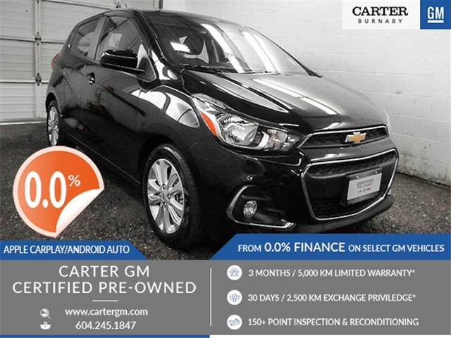 2018 Chevrolet Spark 1LT CVT (Stk: P9-58580) in Burnaby - Image 1 of 23