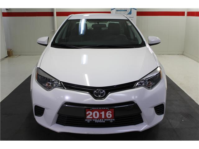 2016 Toyota Corolla LE (Stk: 298410S) in Markham - Image 3 of 24
