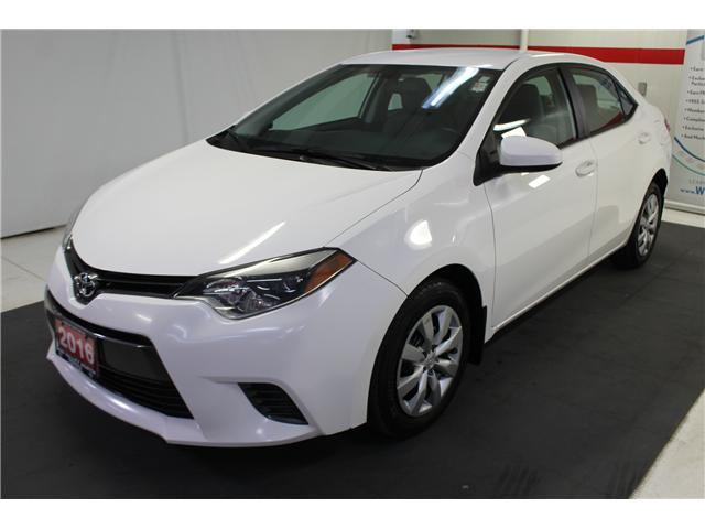 2016 Toyota Corolla LE (Stk: 298410S) in Markham - Image 4 of 24