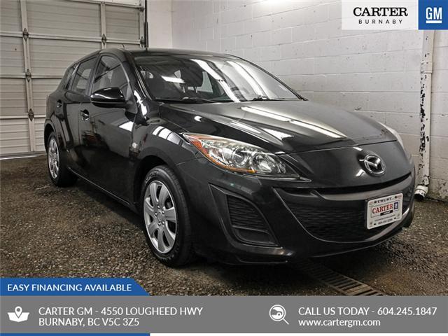 2010 Mazda Mazda3 Sport GX (Stk: P9-58291) in Burnaby - Image 1 of 19