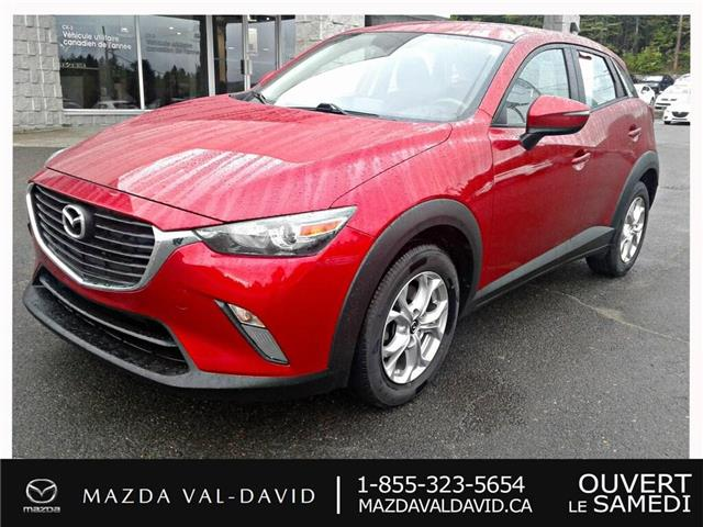 2017 Mazda CX-3 GS (Stk: B1670) in Val-David - Image 1 of 24