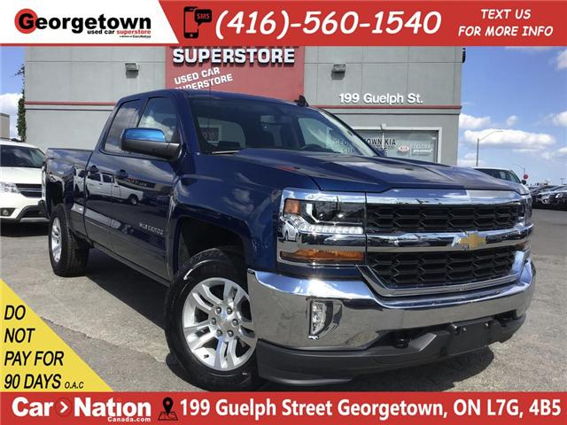 2019 Chevrolet Silverado 1500 LT 1 OWNER| ONLY 3,804KMS| B/U CAM| 4X4| LIKE NEW (Stk: P12217) in Georgetown - Image 1 of 23