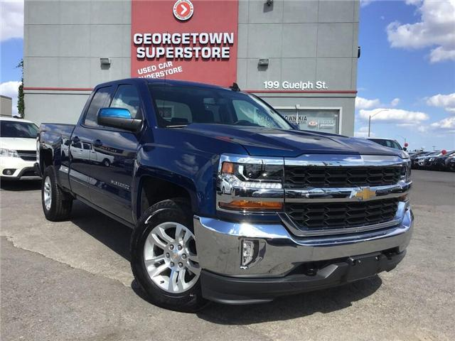 2019 Chevrolet Silverado 1500 LT 1 OWNER| ONLY 3,804KMS| B/U CAM| 4X4| LIKE NEW (Stk: P12217) in Georgetown - Image 2 of 23