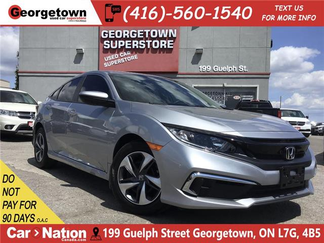 2019 Honda Civic LX ONLY 1,003KS| B/U CAM| FACT WARRANTY| LIKE NEW (Stk: GSP134) in Georgetown - Image 1 of 24