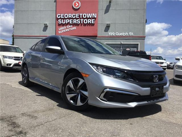 2019 Honda Civic LX ONLY 1,003KS| B/U CAM| FACT WARRANTY| LIKE NEW (Stk: GSP134) in Georgetown - Image 2 of 24