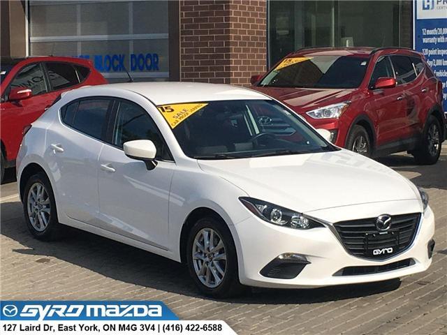 2015 Mazda Mazda3 Sport GS (Stk: 28760B) in East York - Image 1 of 29