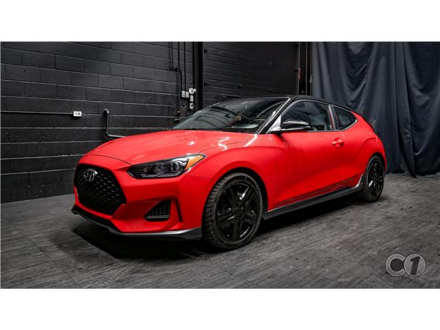 2019 Hyundai Veloster Turbo Tech (Stk: CT19-253) in Kingston - Image 2 of 35