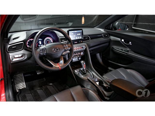 2019 Hyundai Veloster Turbo Tech (Stk: CT19-253) in Kingston - Image 11 of 35