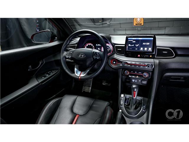 2019 Hyundai Veloster Turbo Tech (Stk: CT19-253) in Kingston - Image 13 of 35