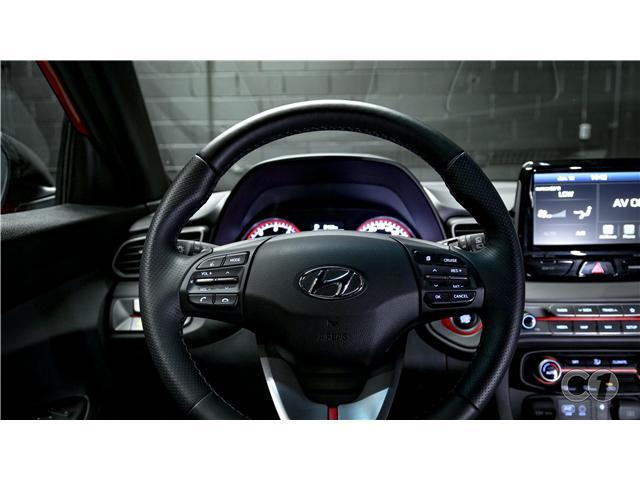 2019 Hyundai Veloster Turbo Tech (Stk: CT19-253) in Kingston - Image 17 of 35