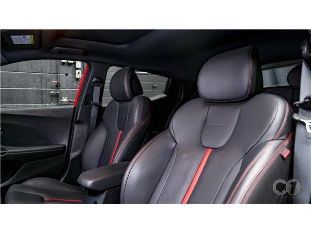 2019 Hyundai Veloster Turbo Tech (Stk: CT19-253) in Kingston - Image 29 of 35