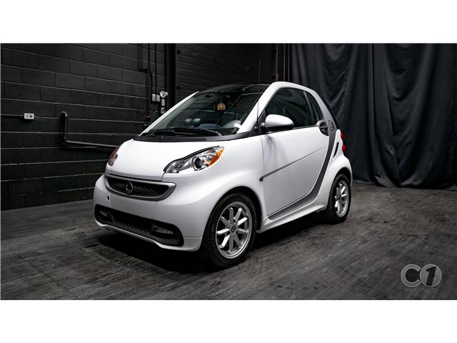 2015 Smart fortwo electric drive Passion (Stk: CT19-263) in Kingston - Image 2 of 35