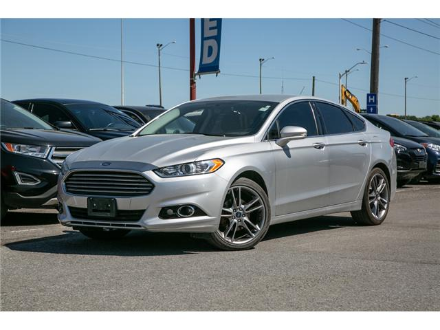 2016 Ford Fusion Titanium (Stk: 1914651) in Ottawa - Image 1 of 28
