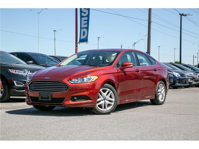 2014 Ford Fusion SE (Stk: 945570) in Ottawa - Image 1 of 26