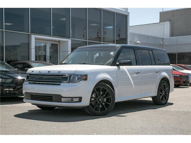 2018 Ford Flex SEL (Stk: 950150) in Ottawa - Image 1 of 29