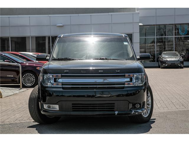 2018 Ford Flex SEL (Stk: 950010) in Ottawa - Image 2 of 28