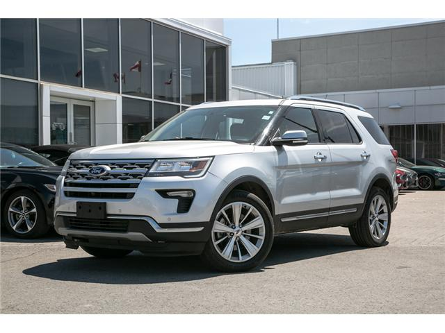 2019 Ford Explorer Limited (Stk: 950000) in Ottawa - Image 1 of 30