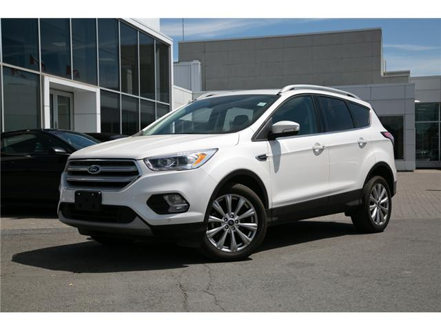 2018 Ford Escape Titanium (Stk: 950020) in Ottawa - Image 1 of 29