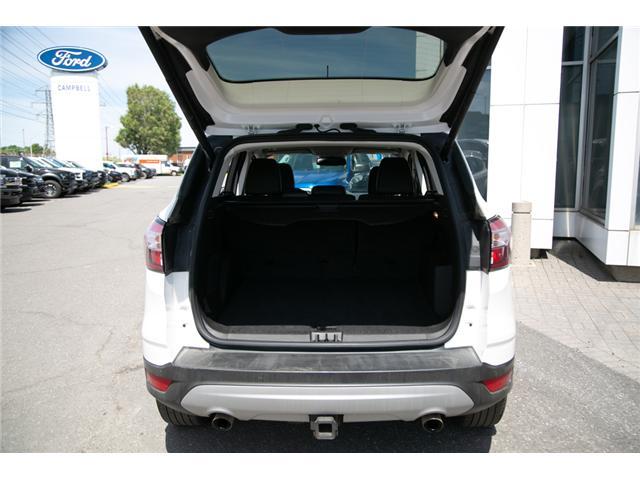 2018 Ford Escape Titanium (Stk: 950020) in Ottawa - Image 11 of 29