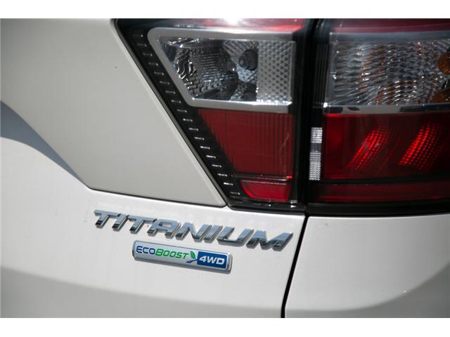 2018 Ford Escape Titanium (Stk: 950020) in Ottawa - Image 12 of 29