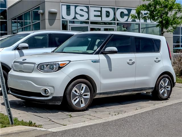 2018 Kia Soul EV EV Luxury (Stk: 6490P) in Scarborough - Image 1 of 21