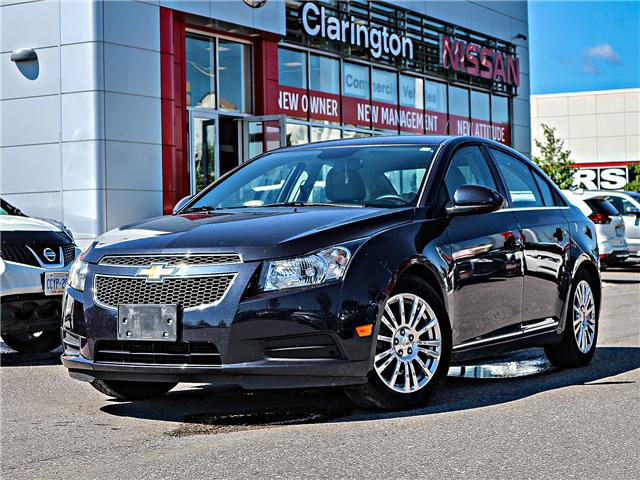 2014 Chevrolet Cruze ECO (Stk: KW323285A) in Bowmanville - Image 1 of 2