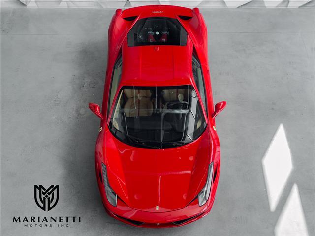 2012 Ferrari 458 Italia Base (Stk: ZFF67NFA3C0183175) in Woodbridge - Image 1 of 47
