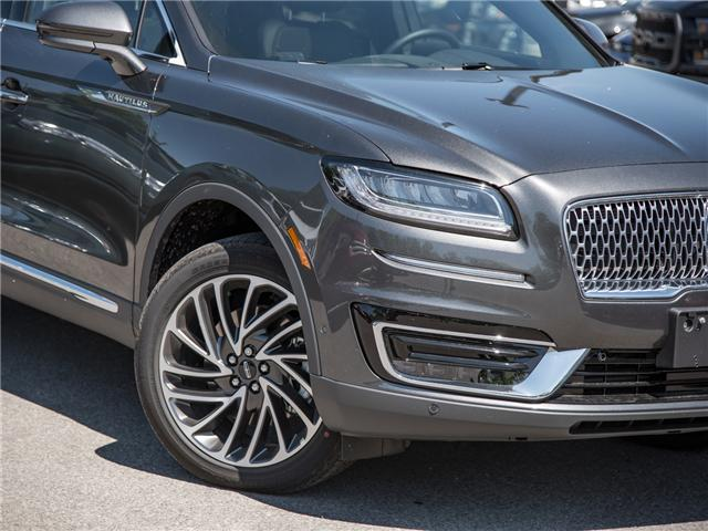 2019 Lincoln Nautilus Reserve (Stk: 19NT687) in St. Catharines - Image 7 of 25