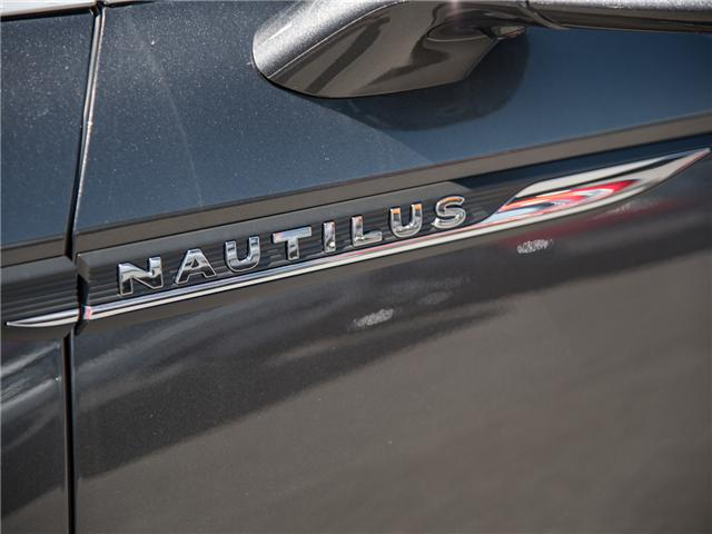 2019 Lincoln Nautilus Reserve (Stk: 19NT687) in St. Catharines - Image 9 of 25