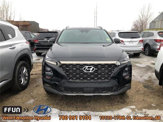 2019 Hyundai Santa Fe  (Stk: SF98446) in Edmonton - Image 2 of 6