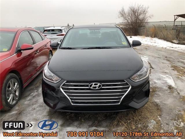 2019 Hyundai Accent  (Stk: AC95909) in Edmonton - Image 2 of 6