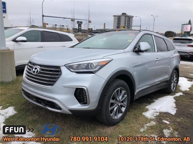 2019 Hyundai Santa Fe XL  (Stk: SX97446) in Edmonton - Image 1 of 5