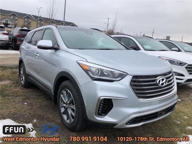 2019 Hyundai Santa Fe XL  (Stk: SX97446) in Edmonton - Image 2 of 5
