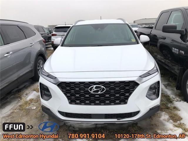 2019 Hyundai Santa Fe SE (Stk: SF97119) in Edmonton - Image 2 of 7