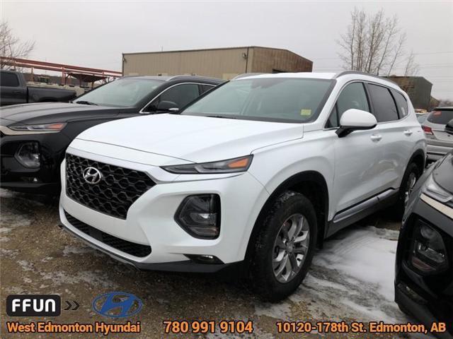 2019 Hyundai Santa Fe SE (Stk: SF98895) in Edmonton - Image 1 of 6