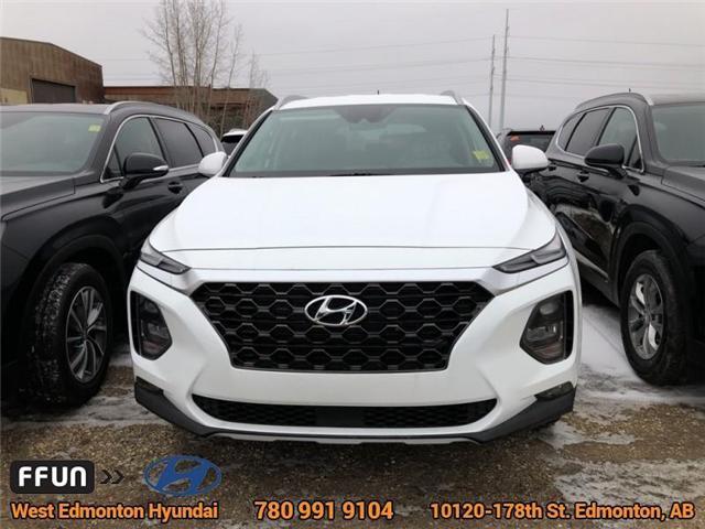 2019 Hyundai Santa Fe SE (Stk: SF98895) in Edmonton - Image 2 of 6